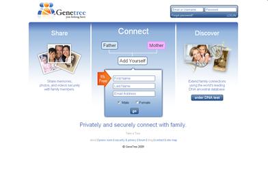 GeneTree_Startseite